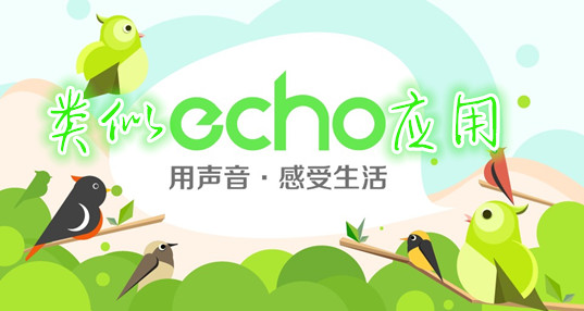 类似echo的软件