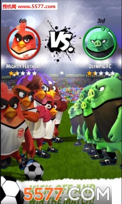 愤怒的小鸟足球队无限钻石金币截图2