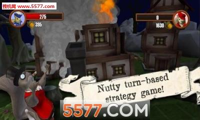 松鼠革命(蓝牙联机)Acorn assault! Classic截图3