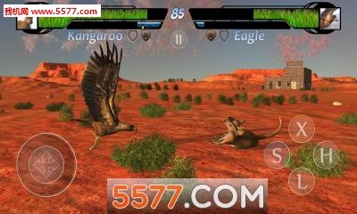 动物对战游戏下载|动物对战(模拟动物战斗)animelee