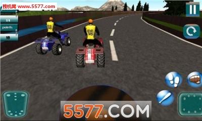 3D赛车沙滩车安卓版截图0