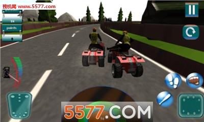 3D赛车沙滩车安卓版截图1