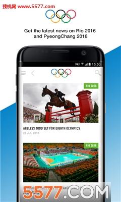 The Olympics手机客户端(奥运资讯)