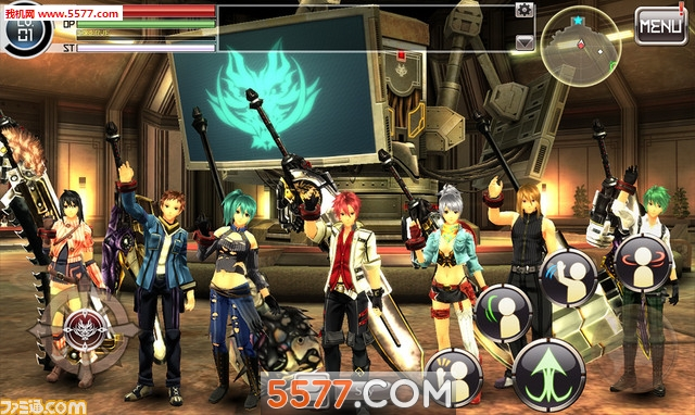 噬神者Online(噬神者系列手机新作)God Eater Online截图2