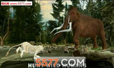 剑齿虎的生活3D(动物模拟)Life of Sabertooth Tiger 3D截图2