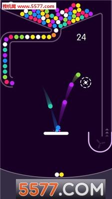 循环弹球ios版截图3