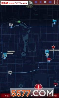 城市接线电路图