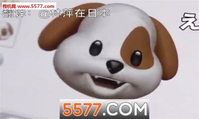 iphonex表情狗说话app下载|iphonex表情狗说话软件