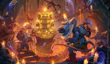 炉石传说狗头人与地下世界武器橙哪个好 9职业最强武器橙选择攻略