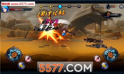 一击必杀3D(One Finger Death Punch 3D)截图1