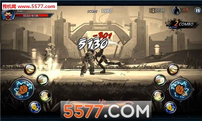 一击必杀3D(One Finger Death Punch 3D)截图2