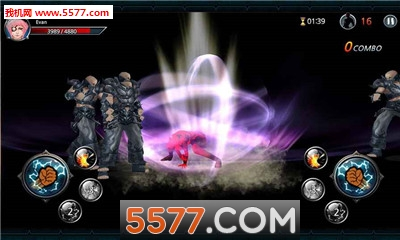 一击必杀3D(One Finger Death Punch 3D)截图3