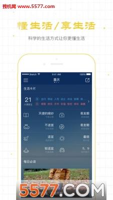 十五天天气预报查询app截图2
