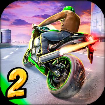 摩托赛车2无限金币破解版(Moto Racing 2: Burning Asphalt)