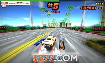 强力赛车(赛车竞速)截图0