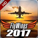 飞行模拟驾驶2017(FlyWings 2017 Flight Simulator HD)