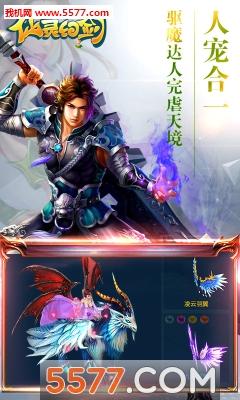 仙灵幻剑体验服版截图2