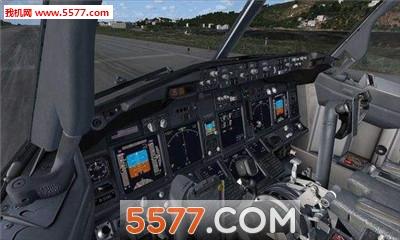 飞行模拟世界(Flight Sim World)截图1