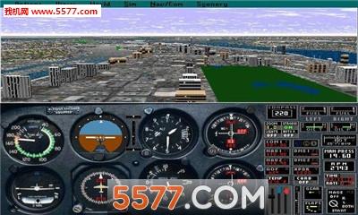 飞行模拟世界(Flight Sim World)截图0