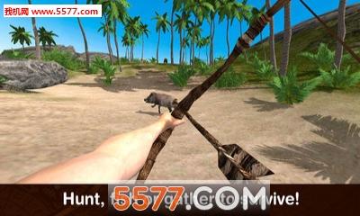 失落岛生存手游是一款荒岛生存游戏