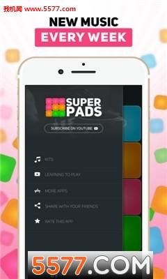 superpadsfade谱子-superpads音乐包合集