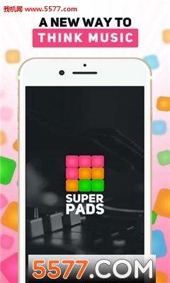 superpads fade数字谱下载 superpads fade教程音乐包 5577我机网