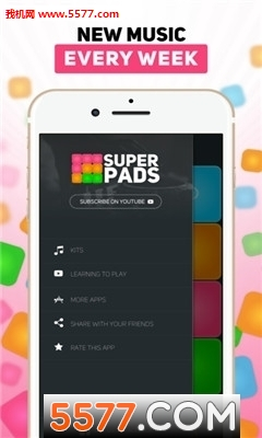 superpads kits曲谱下载|superpads