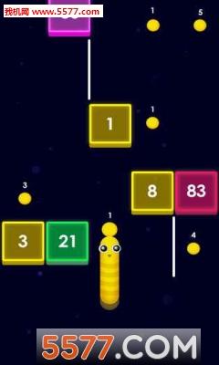 抖音snake vs block游戏截图1