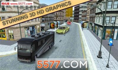 城市公交模拟器(模拟驾驶)截图0