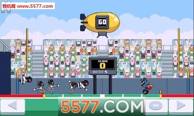基情橄榄球安卓版(Touchdowners)截图0