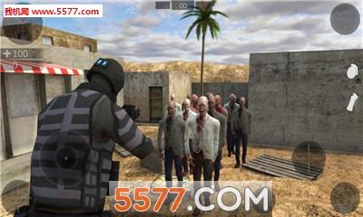僵尸作战模拟游戏截图2