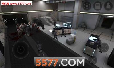 僵尸作战模拟游戏截图0