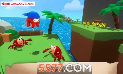 海妖国冒险安卓版(Kraken Land)截图2