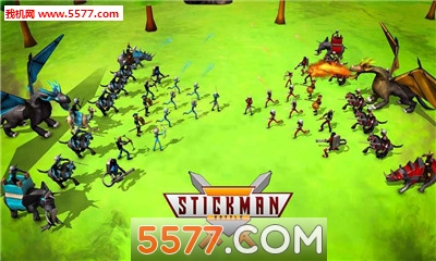 极限Stickman模拟器无限钻石版截图1