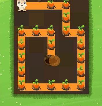 兔子吃萝卜进洞游戏下载 抖音兔子吃胡萝卜游戏 5577安卓网图片