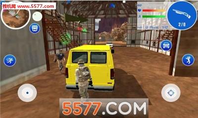 沙漠战场大作战安卓版(单机吃鸡)截图3
