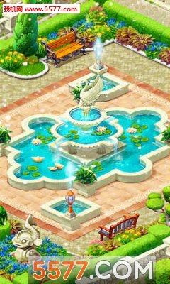 梦幻花园2.2.2无限星星版截图3