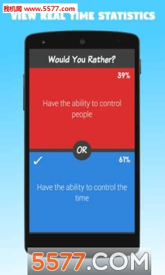 Would You Rather手游截图0