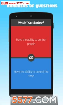 Would You Rather手游截图2