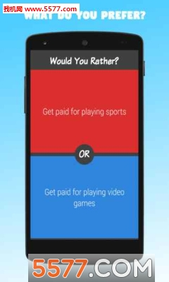 Would You Rather手游截图1