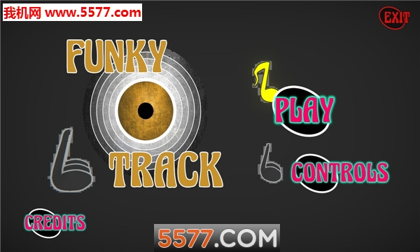 Funky Track时髦的轨道安卓版截图0