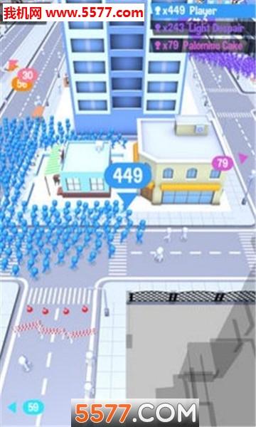 拥挤城市苹果版截图2
