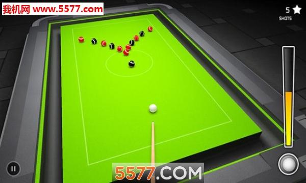 疯狂桌球3D(Pool Madness)安卓版截图0