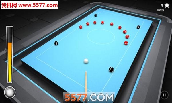 疯狂桌球3D(Pool Madness)安卓版截图1