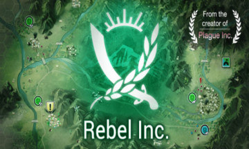 叛乱公司IOS版(Rebel Inc)