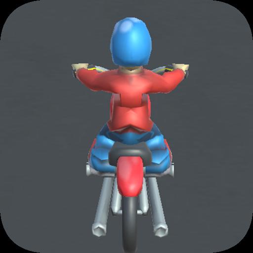 骑着摩托车回家过年苹果版
