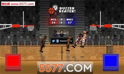 抽搐篮球(Bouncy Basketball)苹果版截图0
