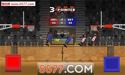 抽搐篮球(Bouncy Basketball)苹果版截图2