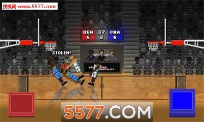 抽搐篮球(Bouncy Basketball)苹果版截图3
