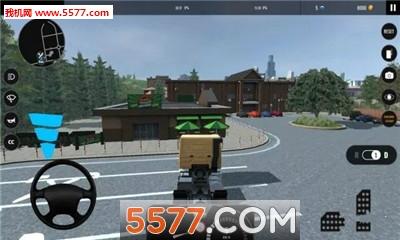 欧洲卡车模拟器高级版截图2
